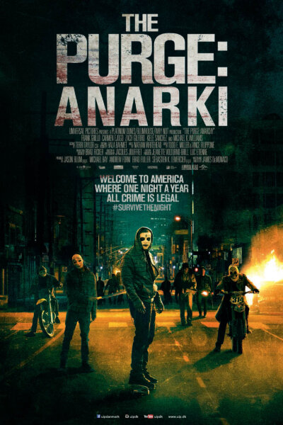 Universal Pictures - The Purge: Anarki