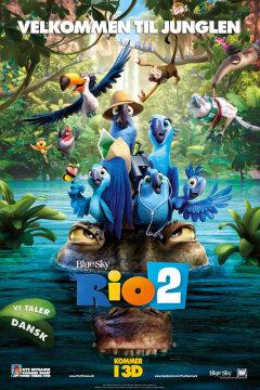 Rio 2 - 3 D