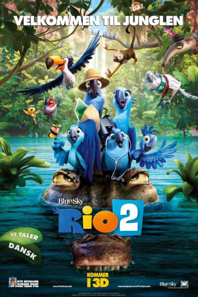 Twentieth Century Fox Animation - Rio 2 - 3 D