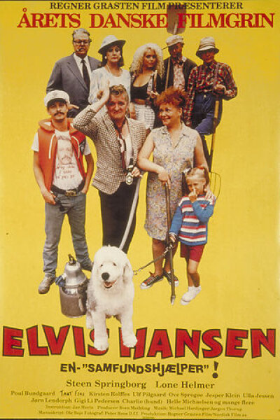 Regner Grasten Film - Elvis Hansen, en samfundshjælper
