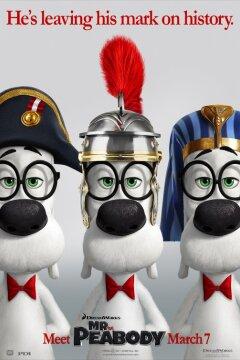 Hr. Peabody & Sherman - Org. vers. - 3 D