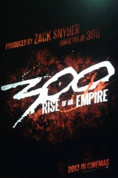 300: Rise of an Empire - 2 D