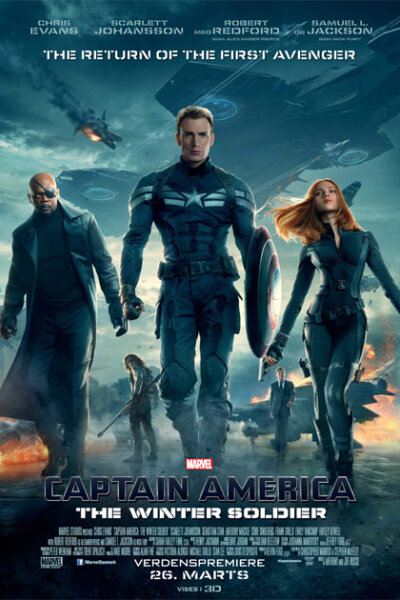 Marvel Studios - Captain America: The Winter Soldier