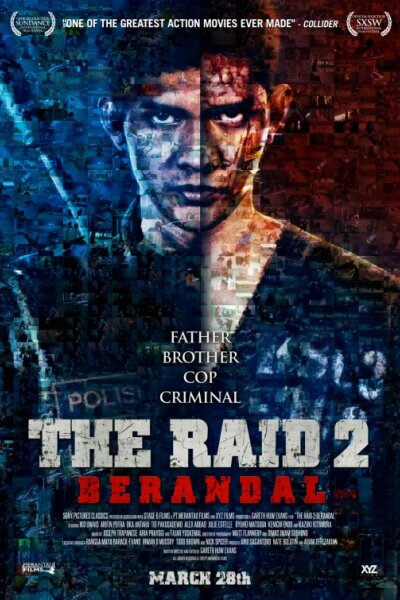 XYZ Films - The Raid 2: Berandal
