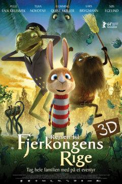 Rejsen til fjerkongens rige - 3 D