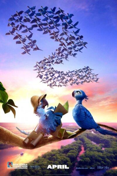 Blue Sky Studios - Rio 2 - 2 D