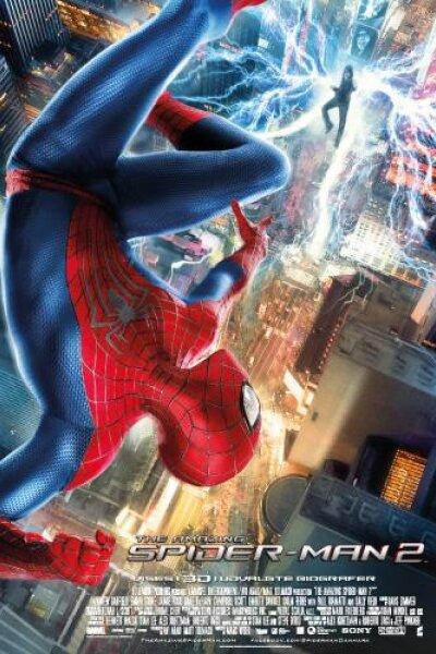 Marvel Enterprises - The Amazing Spider-Man 2 - 3 D