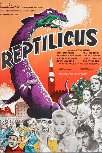 Saga Studio - Reptilicus