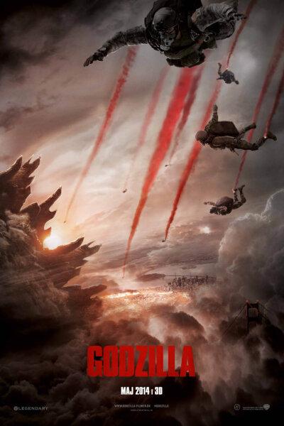 Toho Company - Godzilla - 2D