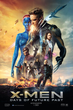 X-Men: Days of Future Past - 3D