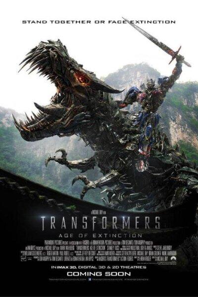 Jiaflix Enterprises - Transformers: Age of Extinction - 2 D