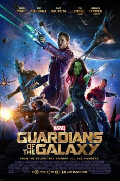 Guardians of the Galaxy - 3 D
