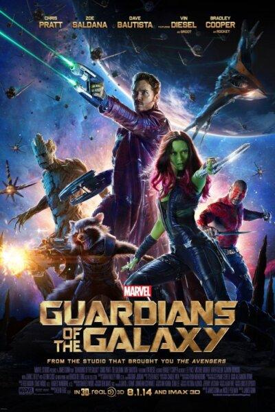 Marvel Studios - Guardians of the Galaxy - 3 D