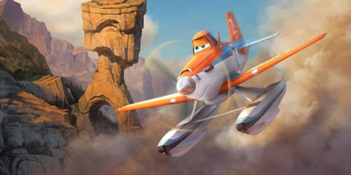 DisneyToon Studios - Flyvemaskiner 2: Redningsaktionen - 3D