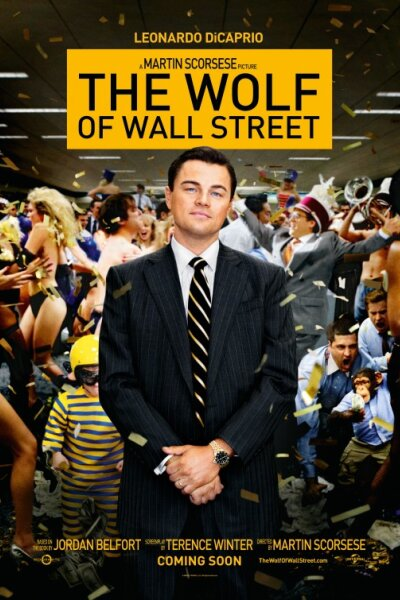 EMJAG Productions - The Wolf of Wall Street