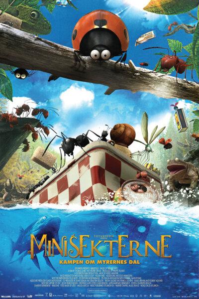 Futurikon Production II - Minisekterne - Kampen om myrernes dal