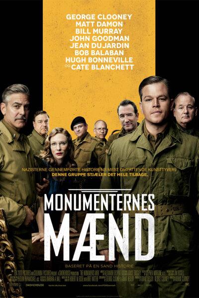 Fox 2000 Pictures - Monumenternes mænd