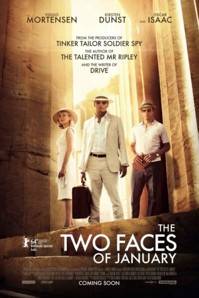 Timnick Films - The Two Faces of January
