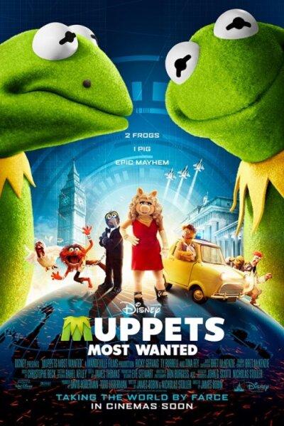 Babieka - Muppets Most Wanted