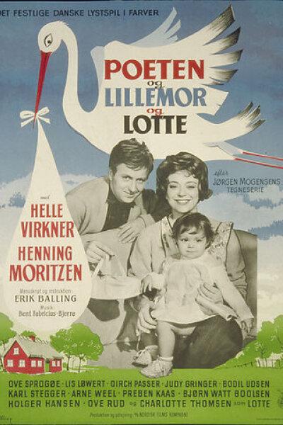 Nordisk Film - Poeten og Lillemor og Lotte