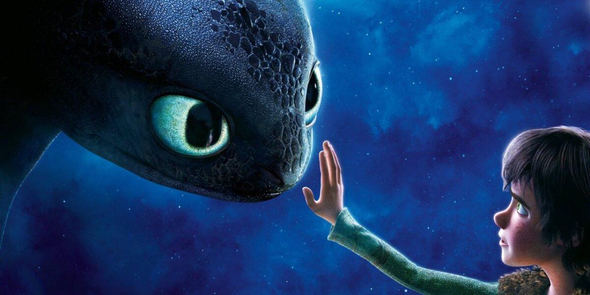 DreamWorks Animation - Sådan træner du din drage 2 - 3 D - org.vers.