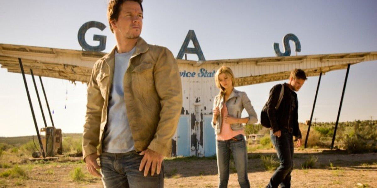Tom DeSanto/Don Murphy Production - Transformers: Age of Extinction - 3 D