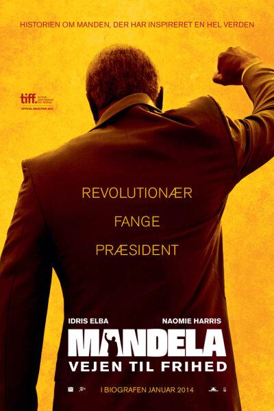 Videovision Entertainment - Mandela: Vejen til frihed