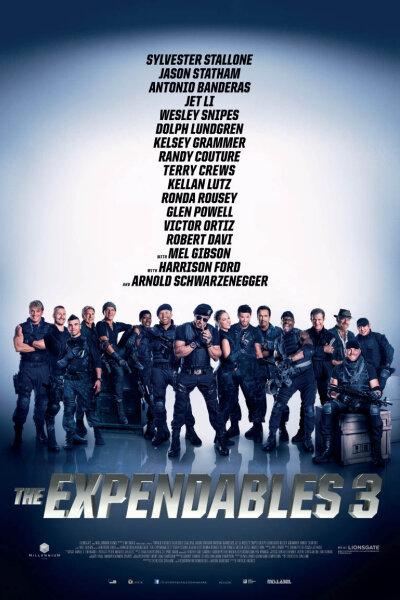 Nu Image / Millennium Films - The Expendables 3