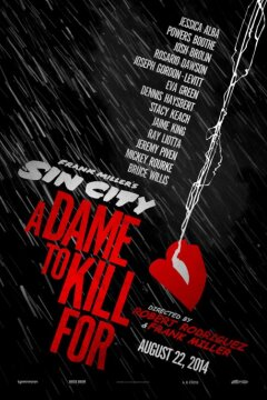 Frank Miller's Sin City: A Dame to Kill For - 2D