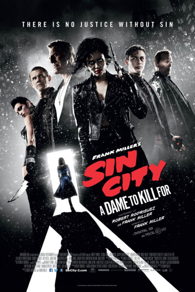 Aldamisa Entertainment - Frank Miller's Sin City: A Dame to Kill For - 3D