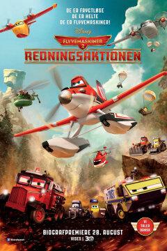 Flyvemaskiner 2: Redningsaktionen - 3D