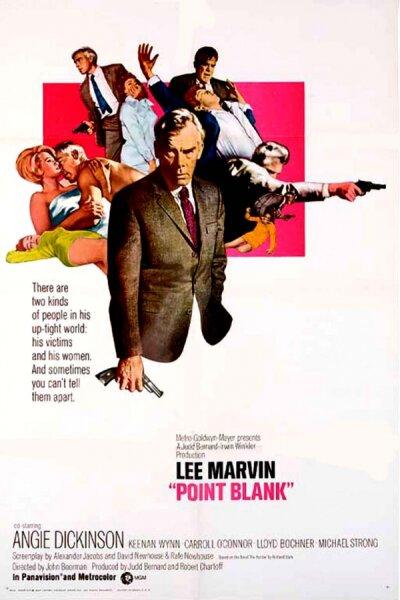 MGM (Metro-Goldwyn-Mayer) - Point Blank - Alcatraz morderen