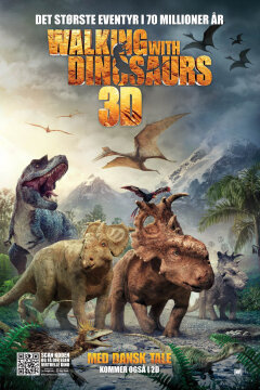 Walking With Dinosaurs - 3 D