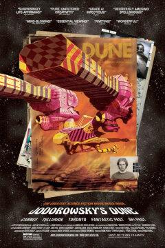 Jodorowsky's Dune