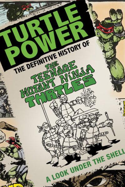 iProductions - Turtle Power: The Definitive History of the Teenage Mutant Ninja Turtles