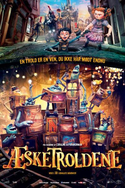 Laika Entertainment - Æsketroldene - 3 D