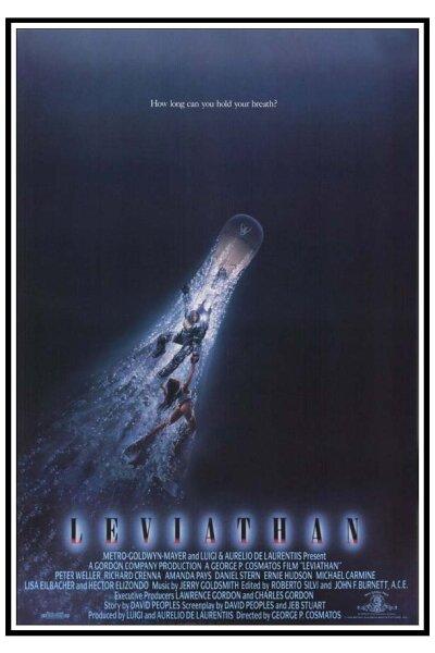 Gordon Company - Leviathan - fanget i dybet