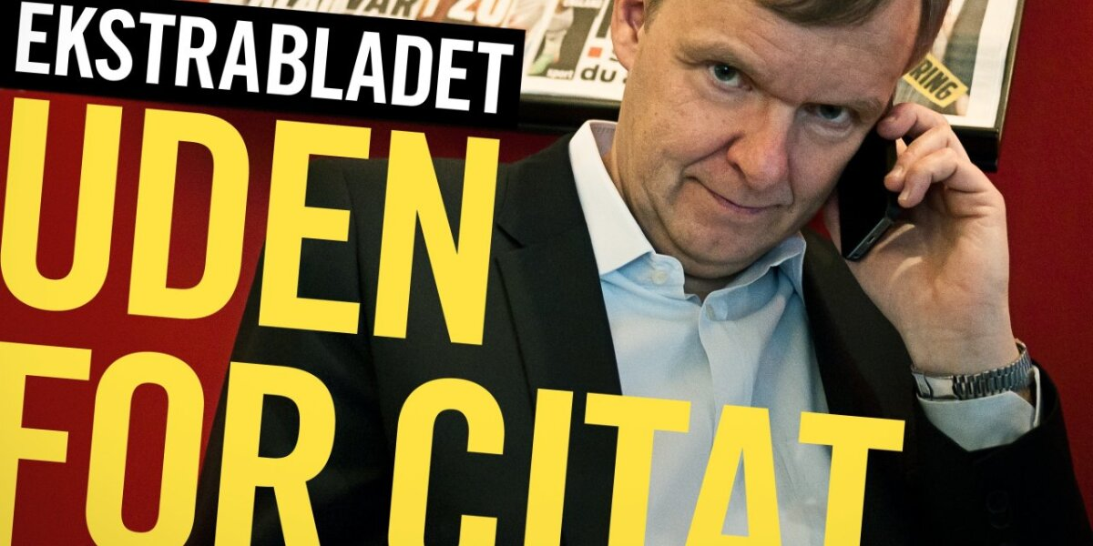 Danish Documentary Production - Ekstra Bladet uden for citat