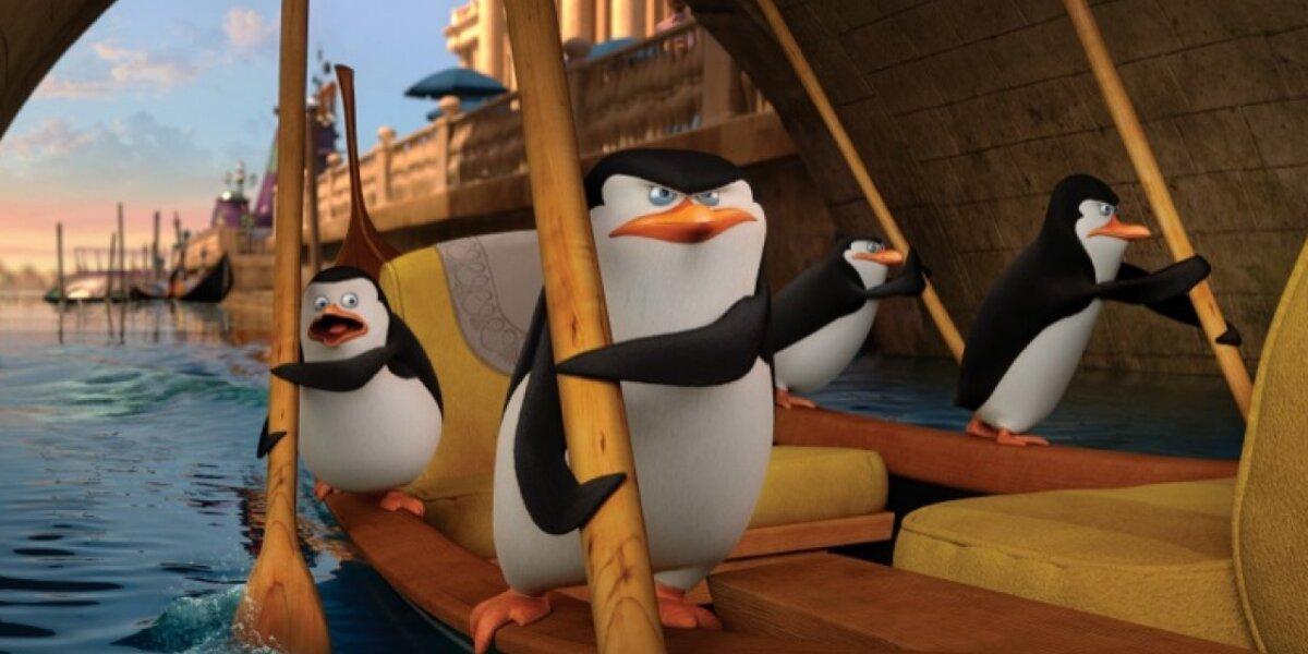 DreamWorks Animation - Pingvinerne fra Madagascar - 3D