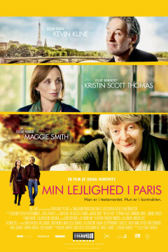 Min lejlighed i Paris