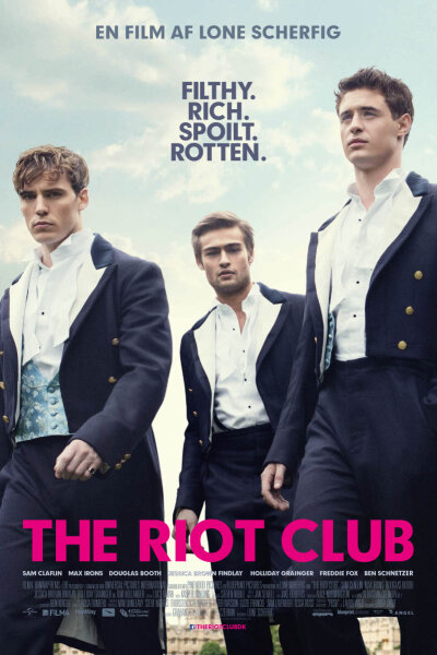 Blueprint Pictures - The Riot Club