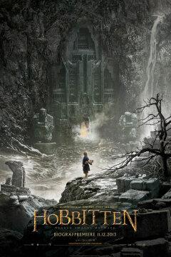 Hobbitten: Dragen Smaugs ødemark - 2 D
