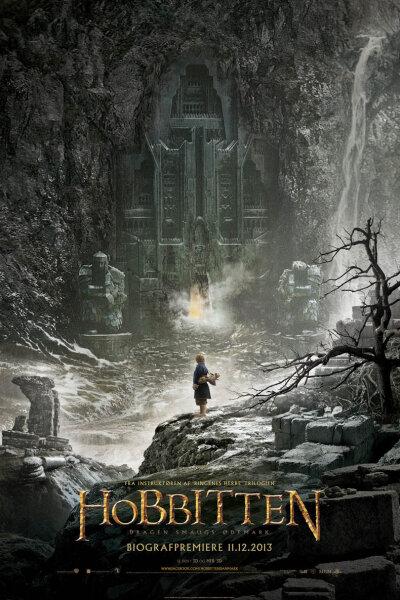 Warner Bros. - Hobbitten: Dragen Smaugs ødemark - 2 D
