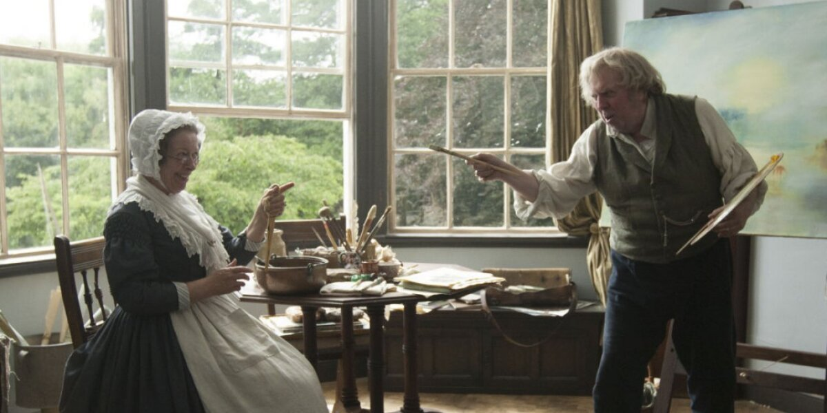 Film4 - Mr. Turner