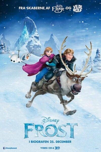 Walt Disney Pictures - Frost - 2 D