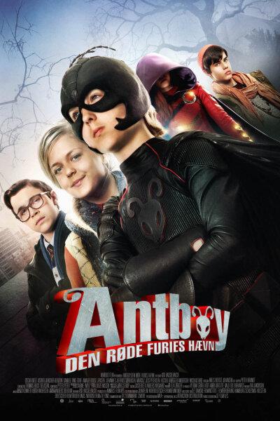 Nimbus Film Productions - Antboy: Den Røde Furies Hævn
