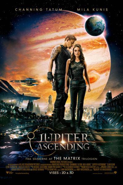 Warner Bros. - Jupiter Ascending - 3 D