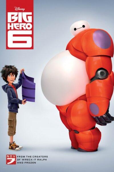 Walt Disney Pictures - Big Hero 6 - 3 D