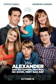 Alexander og den Frygtelige, Skrækkelige, Sløje, Virkelig Dårlige Dag