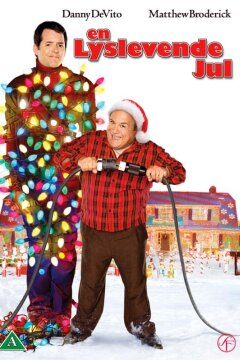 En lyslevende jul